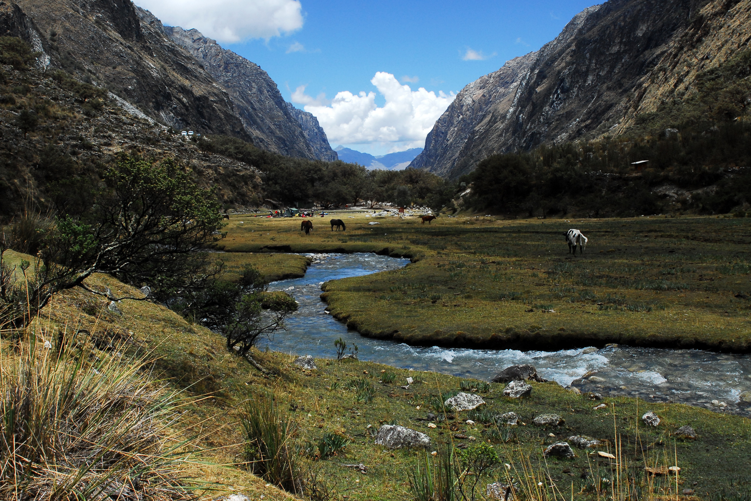 Nationalpark Huascarán